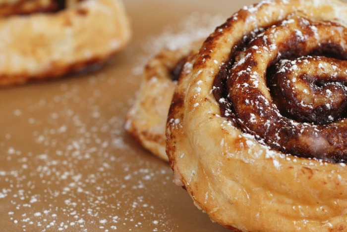 Cinnamon Rolls-Brunch