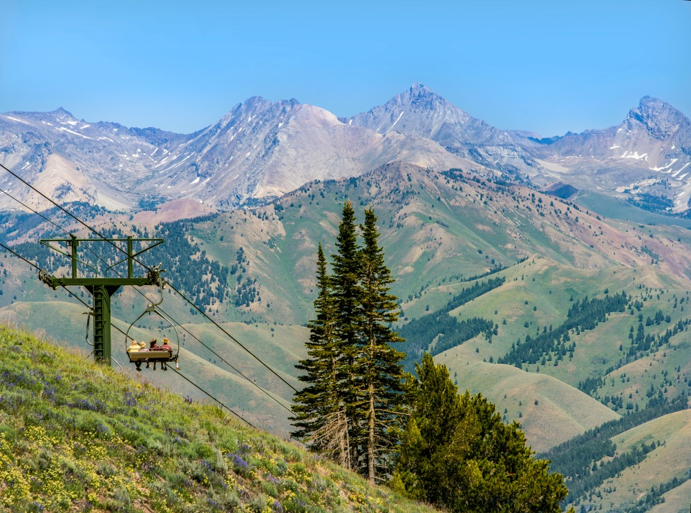 Be Here Now: Ketchum, Idaho is a town we love