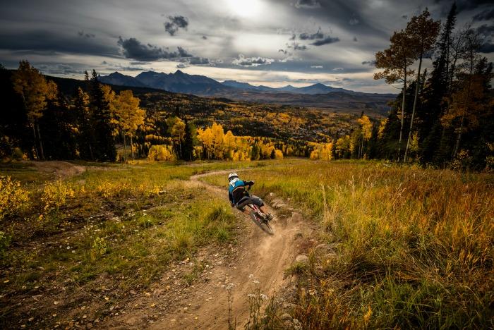 Mountain Biking Colorados San Juan Mountains Durango and Telluride Regional Mountain Biking Series