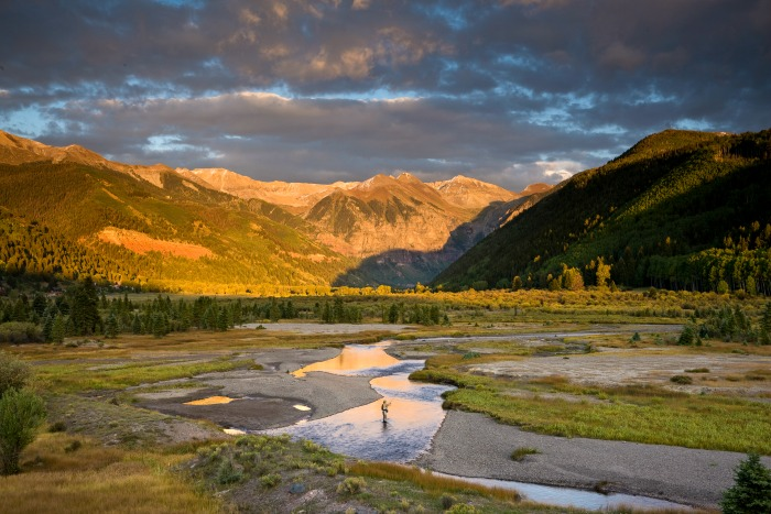 A town we love telluride colorado biglife magazine for Telluride fly fishing